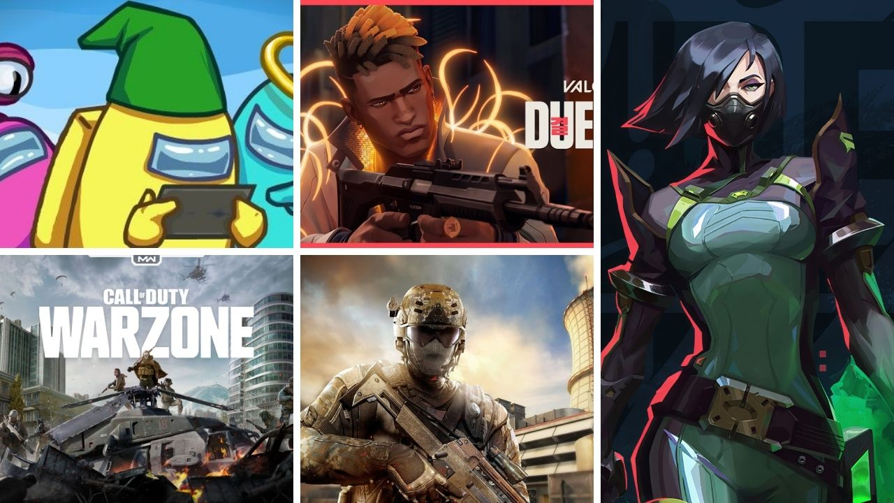 Top 5 Best Free Multiplayer Games to Play in 2020